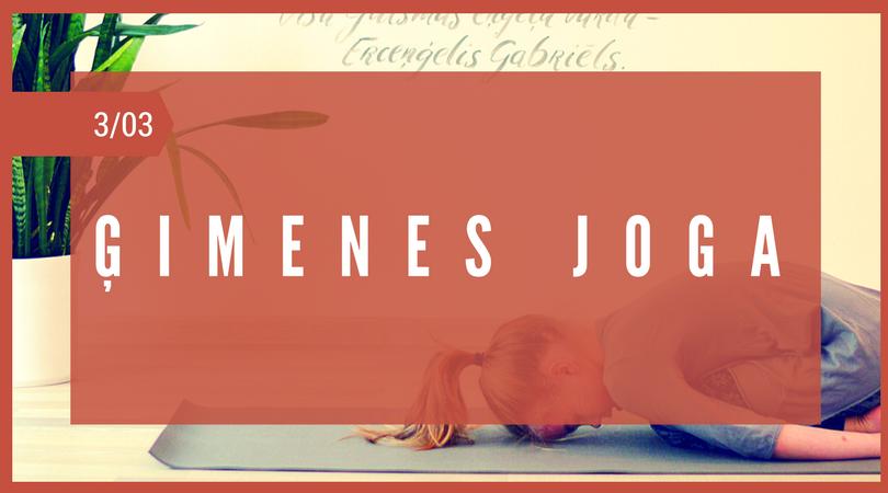 ĢIMENES JOGA /Liene Bodnare/